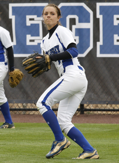 Softball Opens NEWMAC Tournament with Victory over Clark