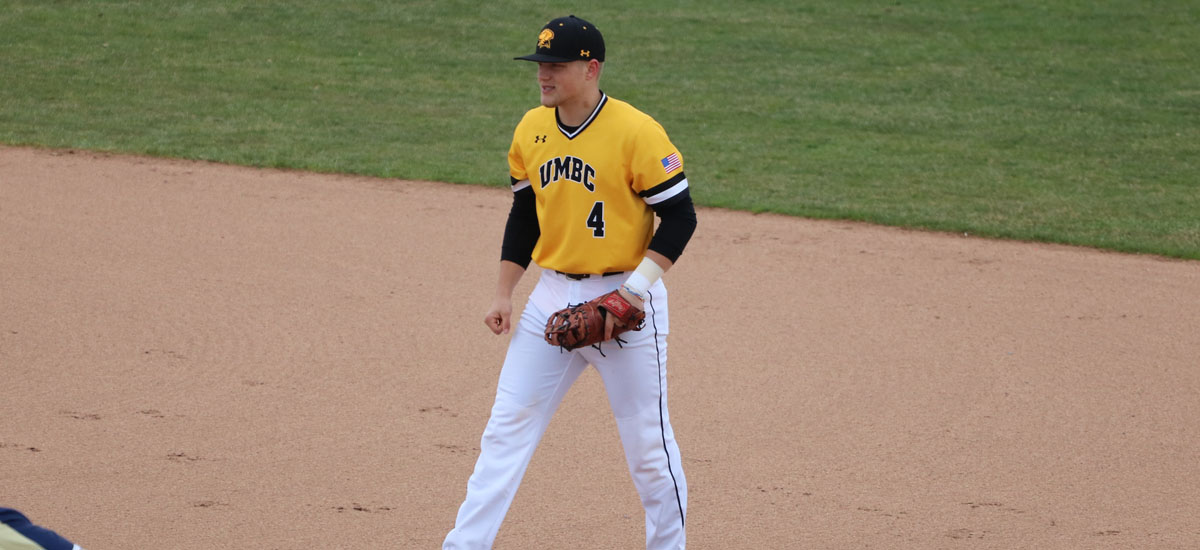 UMBC Baseball Hits the Road for Pair of Midweek Contests