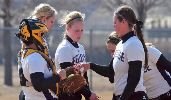 Softball doubleheader with York moved to Thursday