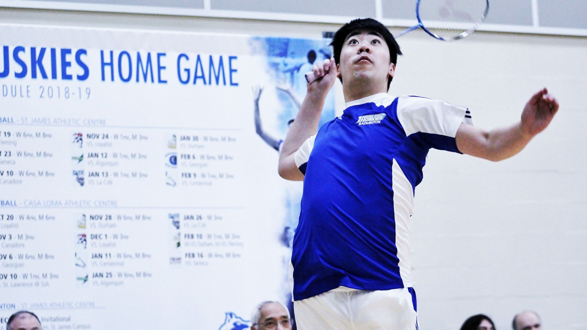 HUSKIES BADMINTON WIN BOTH TEAM TITLES, SEND SIX TEAMS TO OCAA CHAMPIONSHIP AT REGIONALS