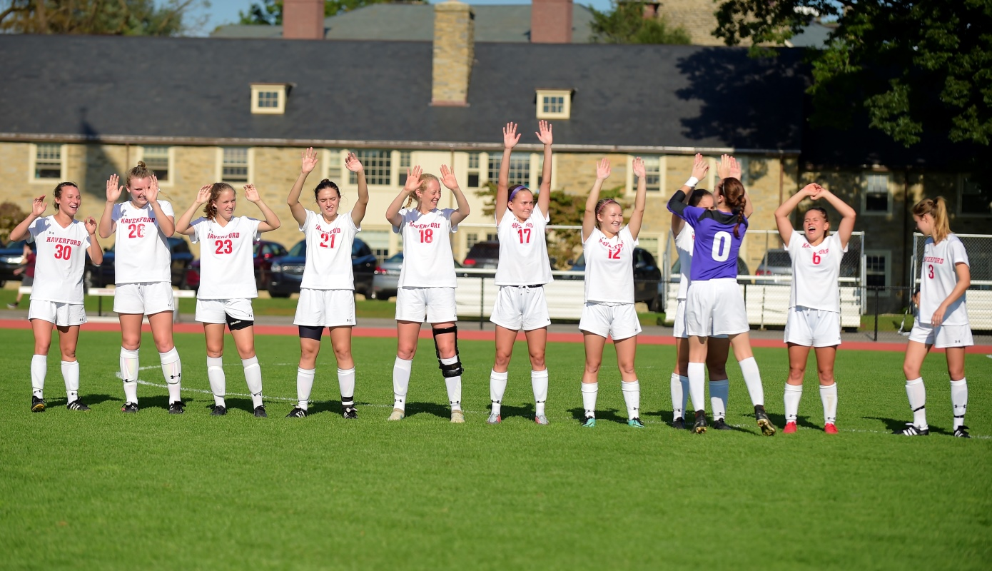 Tie Does The Trick as Women's Soccer is Postseason Bound