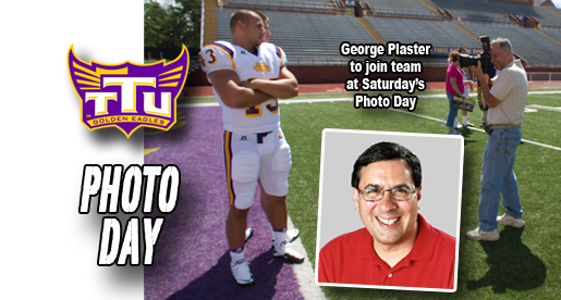 Tech Football Photo Day Saturday to include radio personality George Plaster