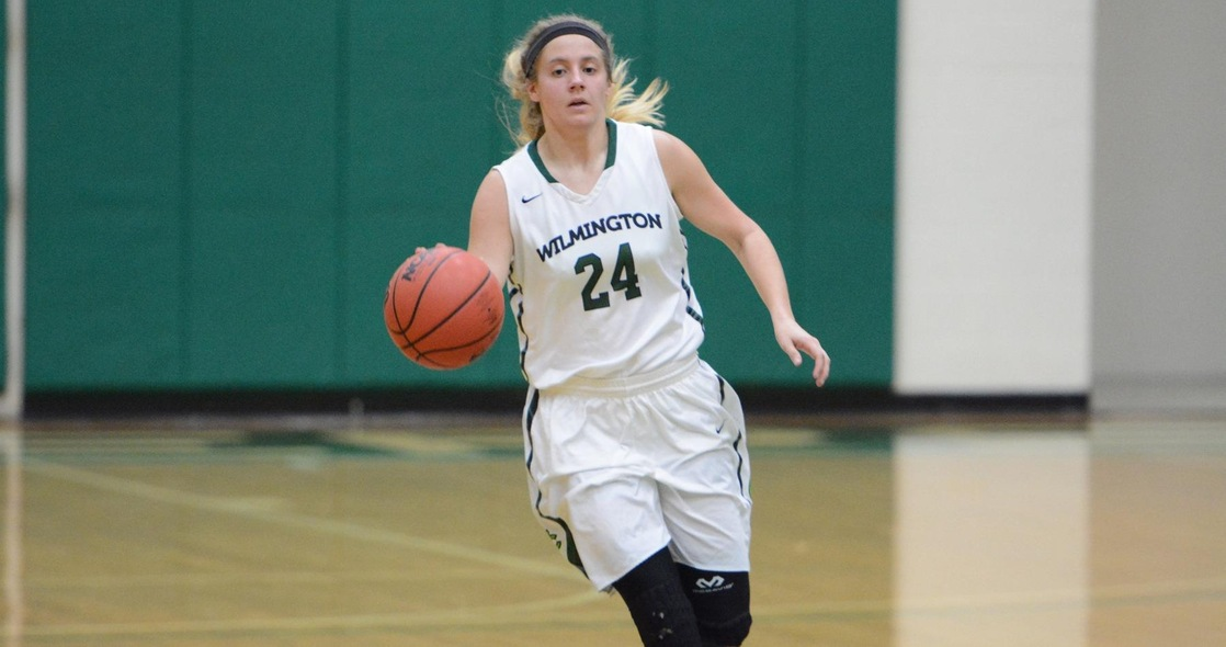 Women's Basketball Withstands Third Quarter Rally in Win at MSJ