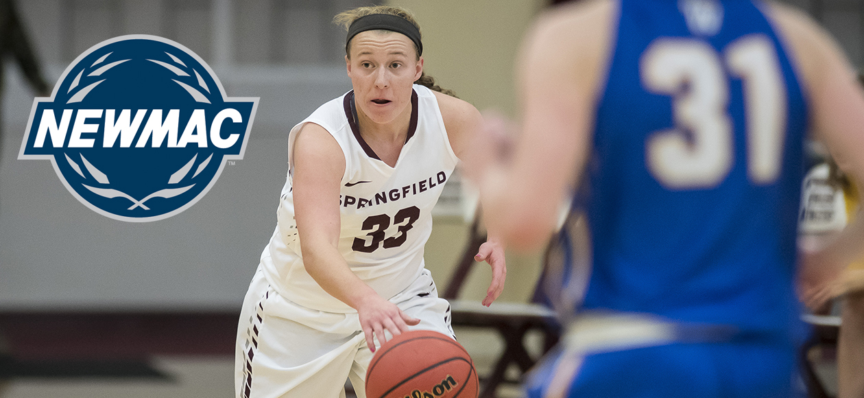 Goslin Named NEWMAC Women's Basketball Defensive Athlete of the Week