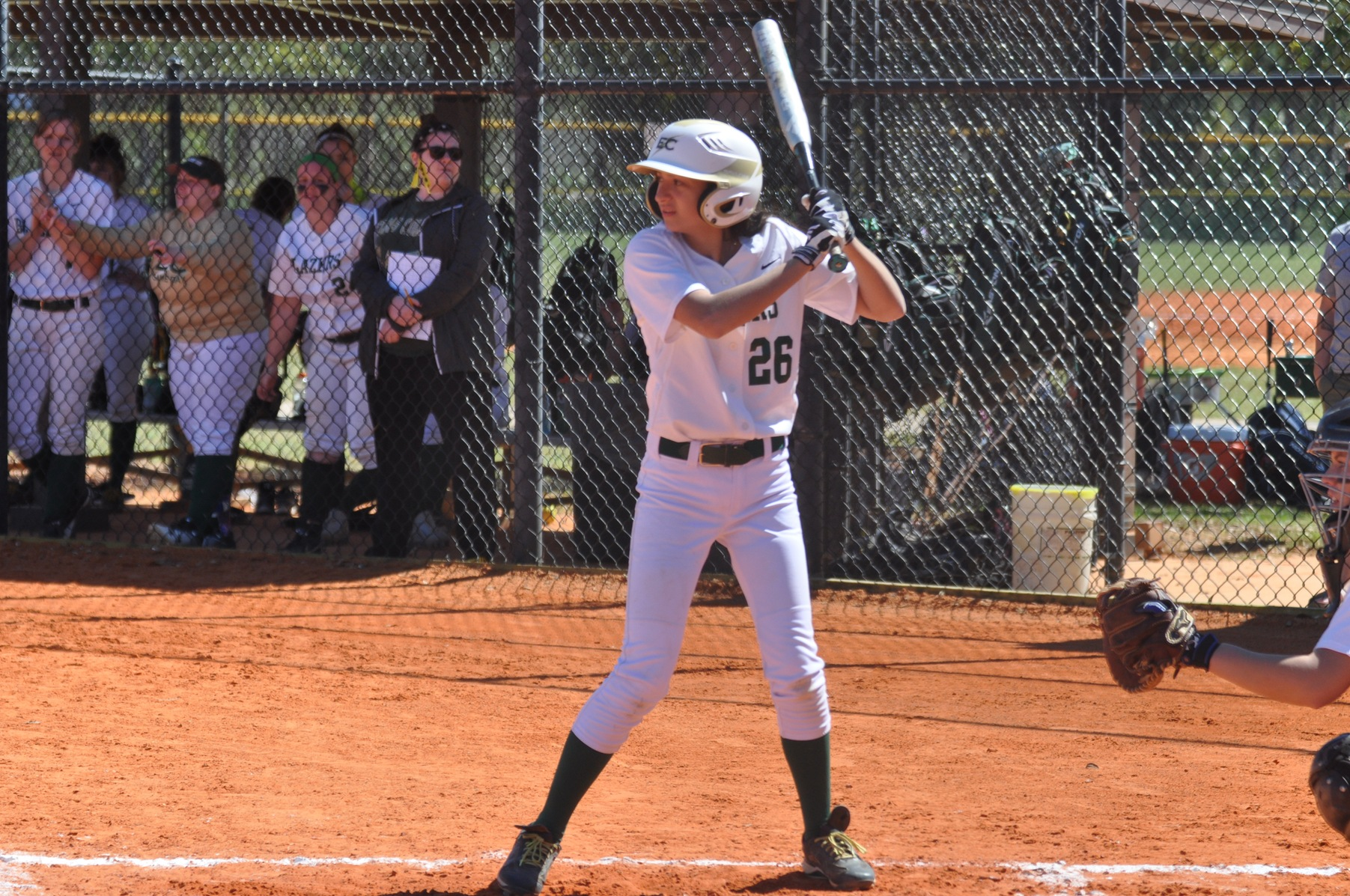 Softball Splits Home Opener With Mitchell