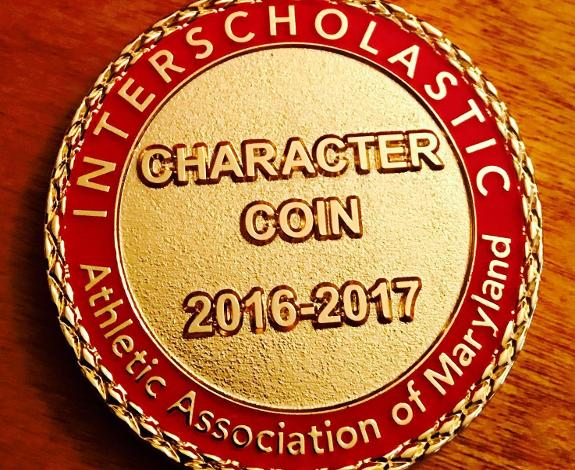 The Character Coin