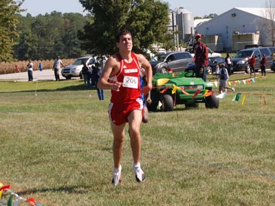 Cardinals compete vs. nation's best at Paul Short Run