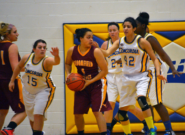 Women's Basketball Defeated on the Road 85-47 against Bloomfield