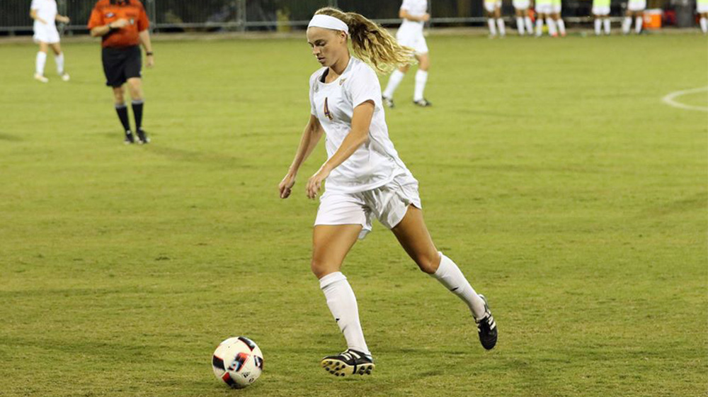 Worth the wait: Tech fights through lengthy delay en route to 3-0 win over Mercer