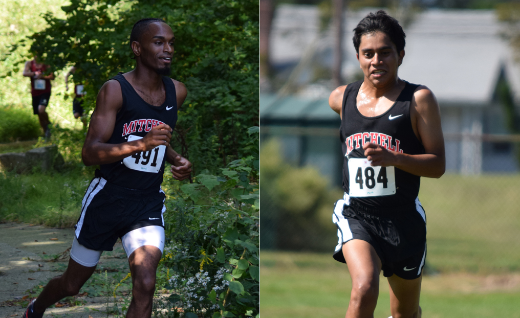 Men's XC Sweeps NECC Weekly Honors