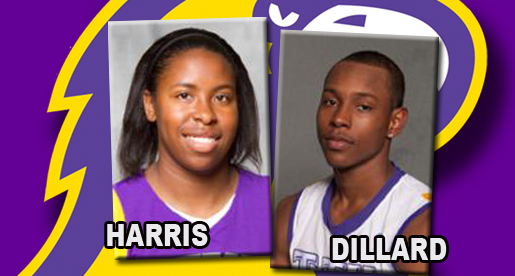 Harris, Dillard named to OVC preseason honor squads
