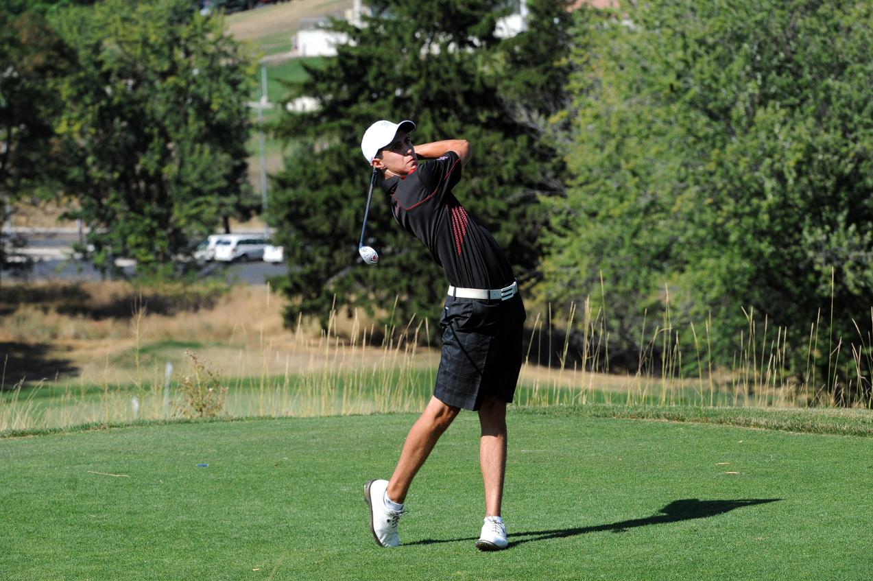 Men's Golf In Fifth Place; Gandionco Tied For Third After Second Round Of Wyoming Desert Intercollegiate
