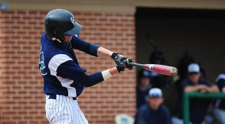 Thomas' Arm, 13 Hits Help #21 Bobcat Baseball Beat Patriots 8-2
