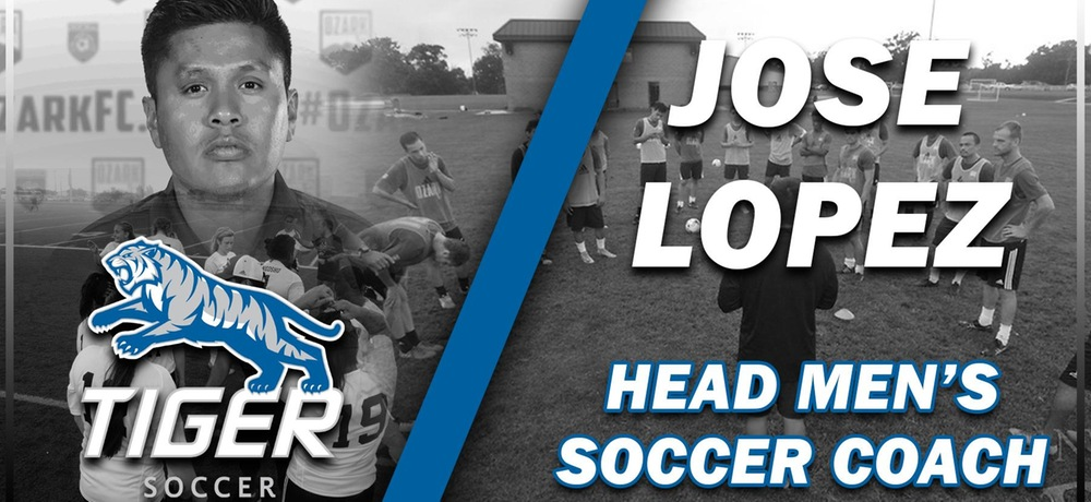 Lopez named head men's soccer coach