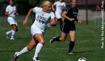 Soccer Earns Numerous Awards from NSCAA