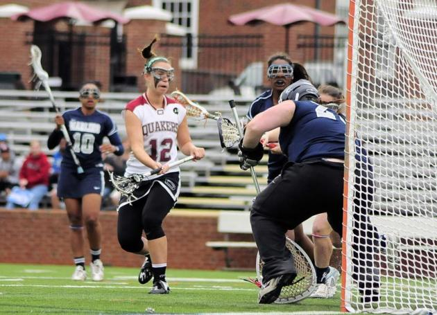 Quakers Top Va. Wesleyan, 12-10 in Overtime