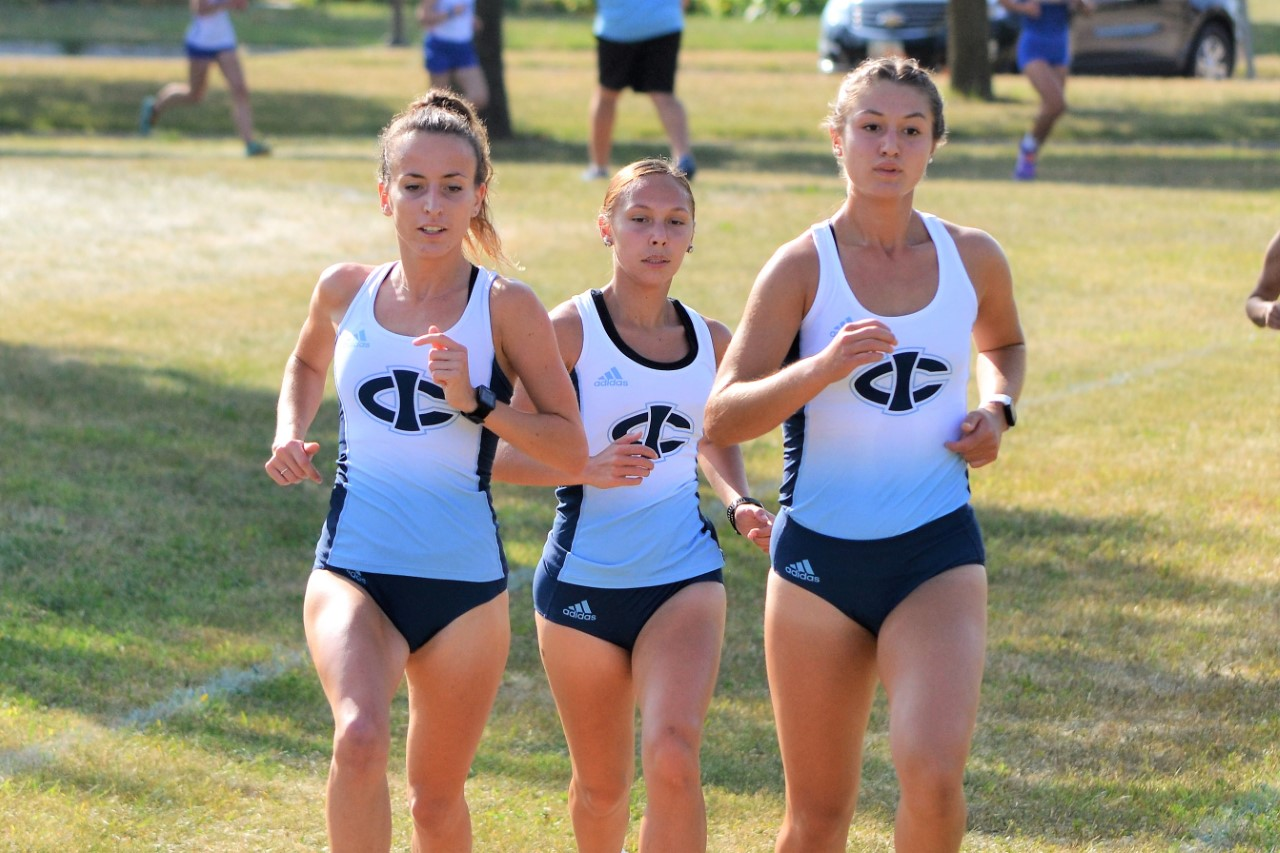 Tritons Open Year With Clean Sweep