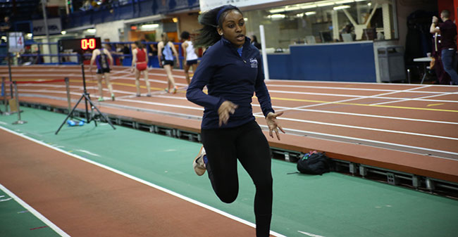 Indoor Track and Field Season Preview Video