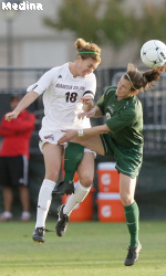 Five Broncos Named NSCAA All-West Region