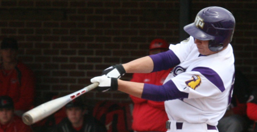 Oberacker slams Tech to 12-8 victory over Lipscomb