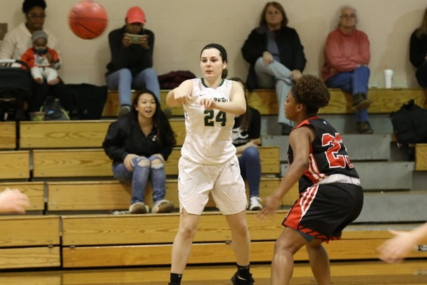 Women's Hoops Wins Third Straight, 81-57 Over Bay Path