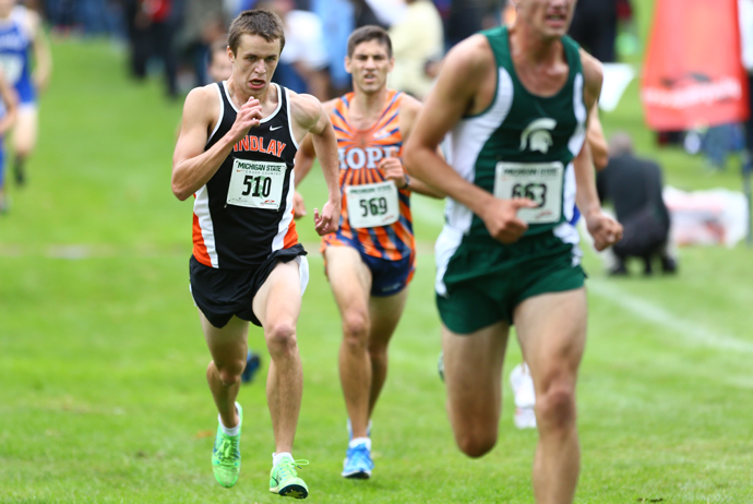 Oilers Complete Running Fit Titan Invitational