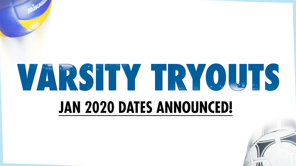 Varsity tryouts