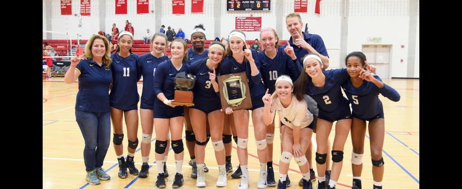 AACS Volleyball Moves To IAAM A Conference