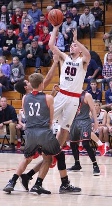 Heritage Boys' Basketball Improves to 3-0