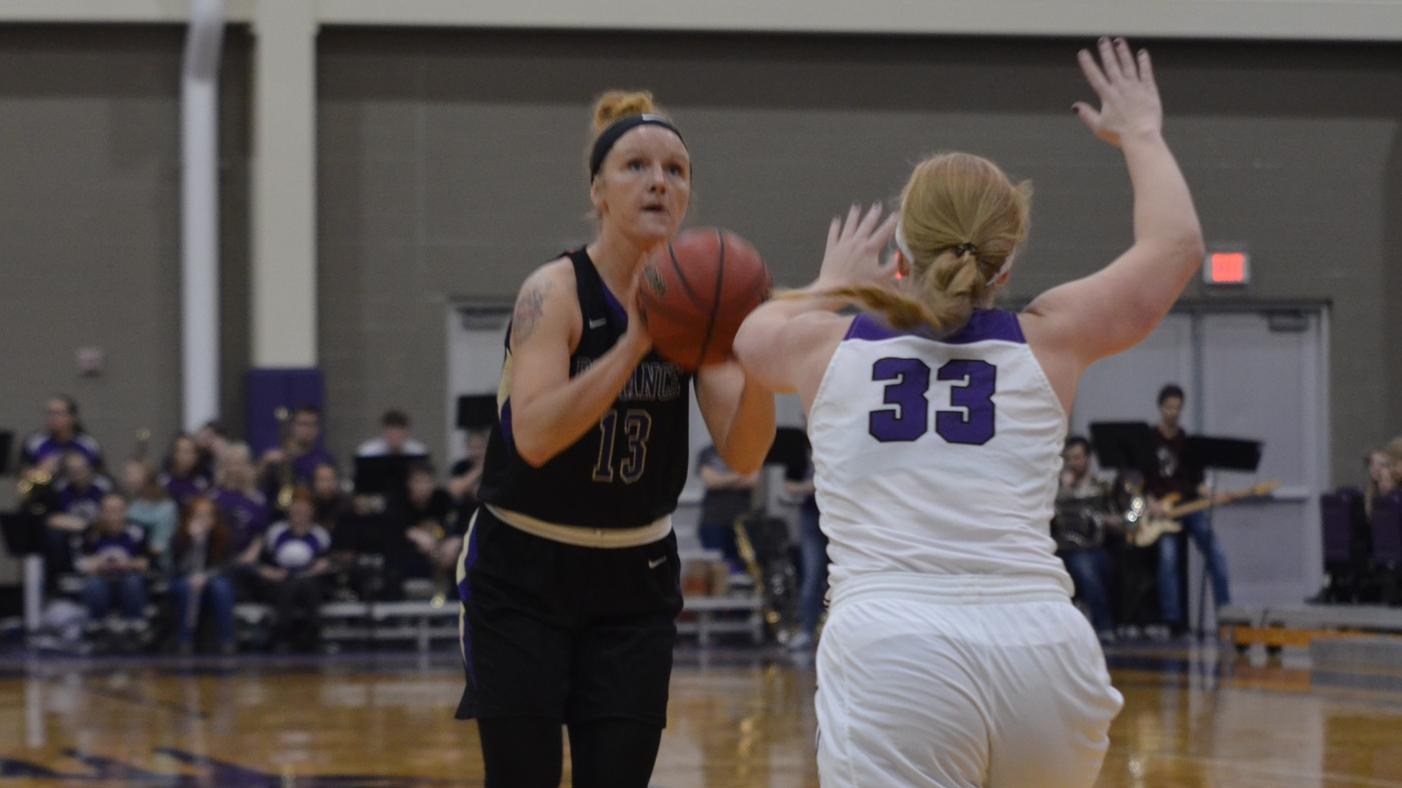 Women's Basketball Cage Beavers in Clash of Rivals