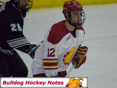 Weekly Game Notes 25-26: Ferris State vs. Michigan