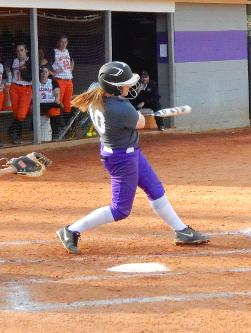 Softball drops AAC pair to Milligan Wednesday Afternoon