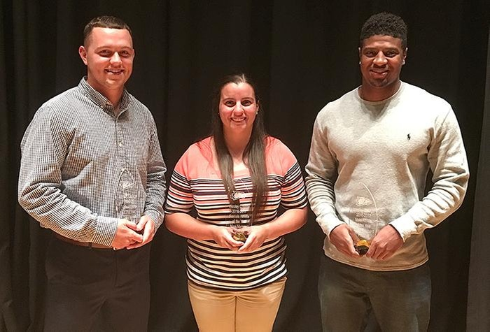 Wesley holds year-end awards ceremony