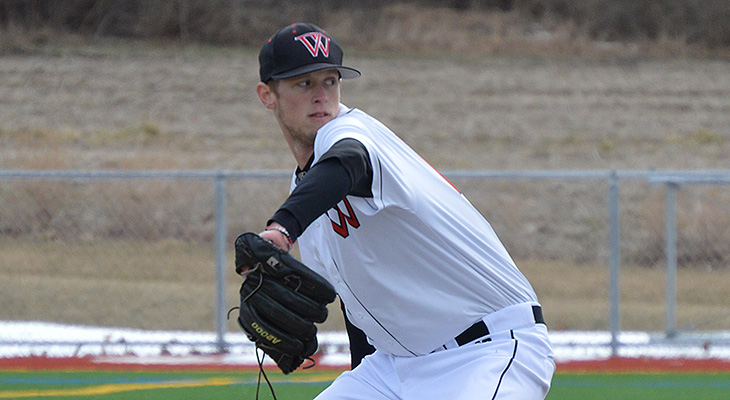 Baseball Wins Two Games In Series At SUNY Poly