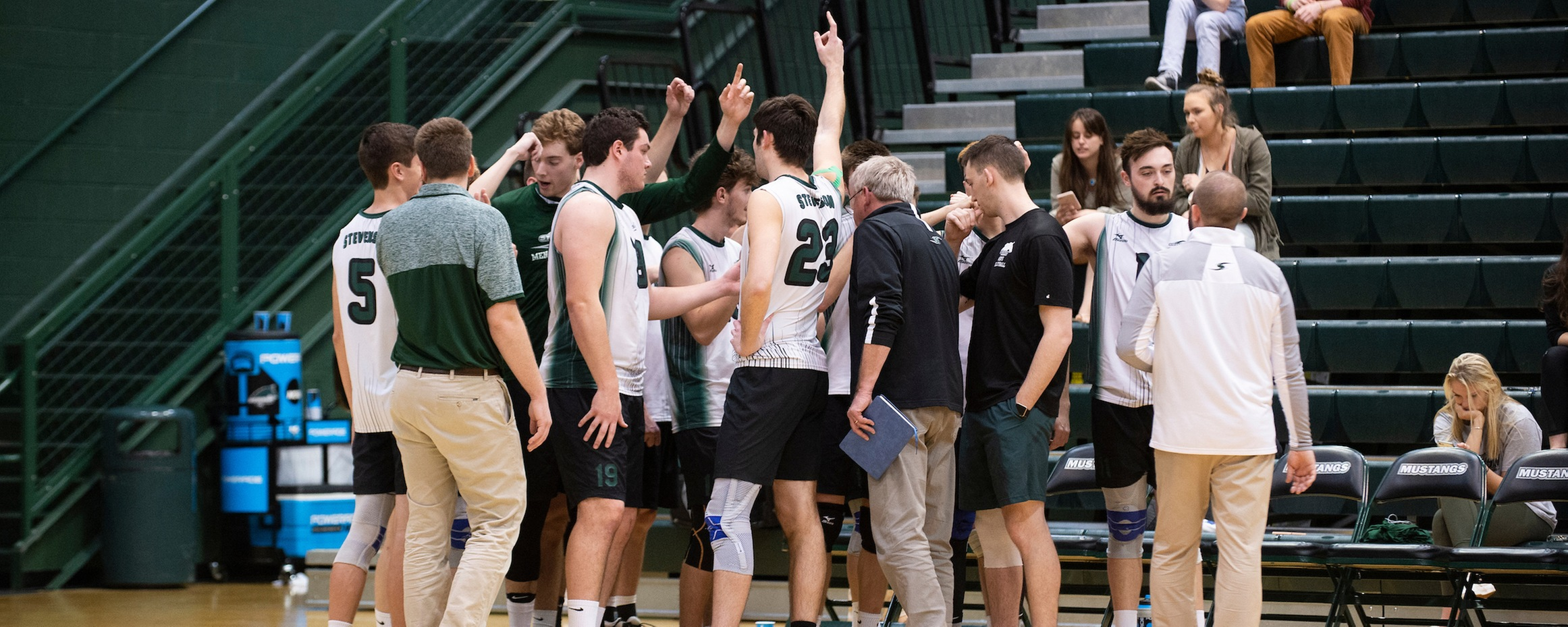 Mustangs Remain Entrenched At No. 6