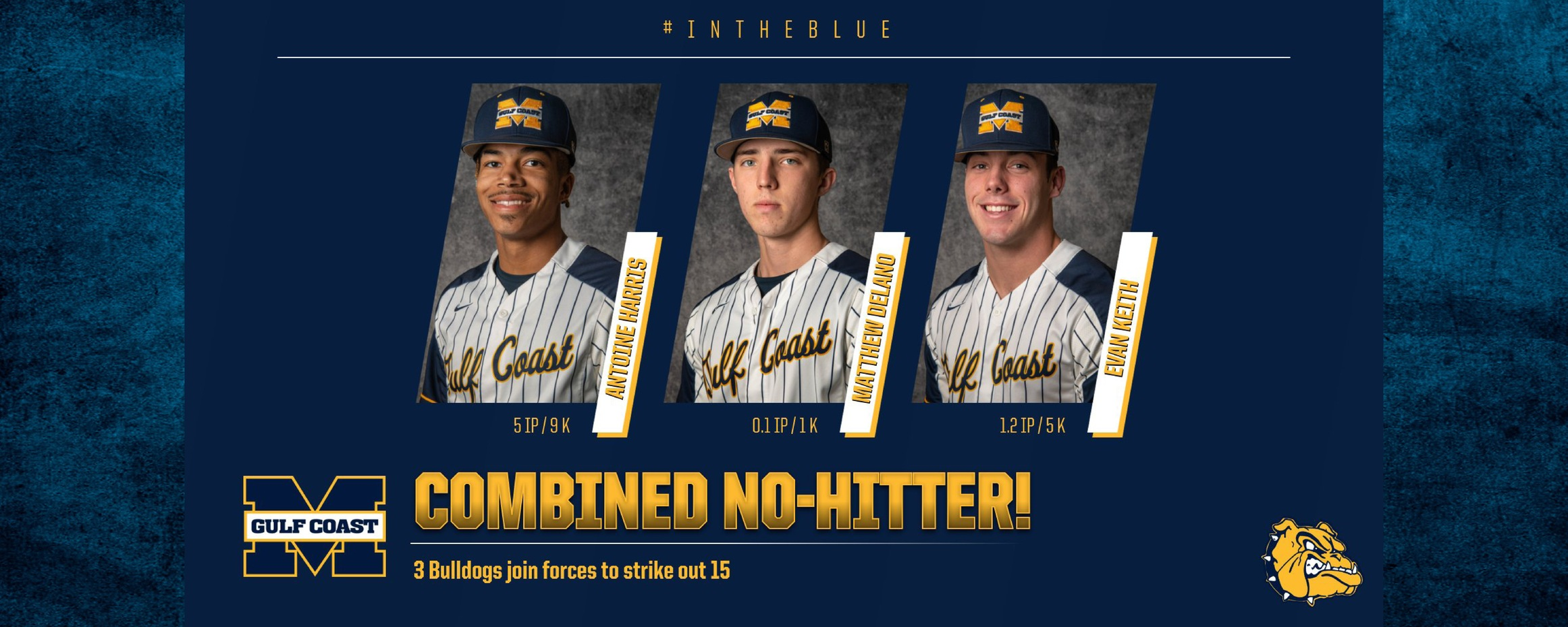 MGCCC trio combine for no-hitter