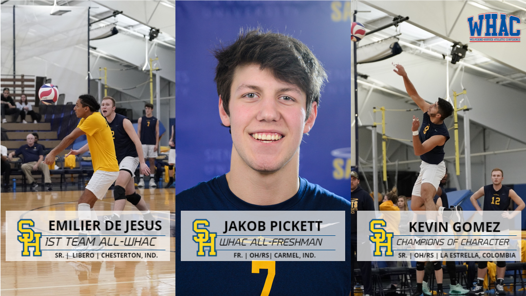 Emilier De Jesus Spotlights WHAC Men's Volleyball Awards With First-Team Selection