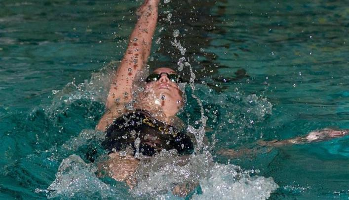 Grace Fair Leads Women's Swimming & Diving at UW-Whitewater