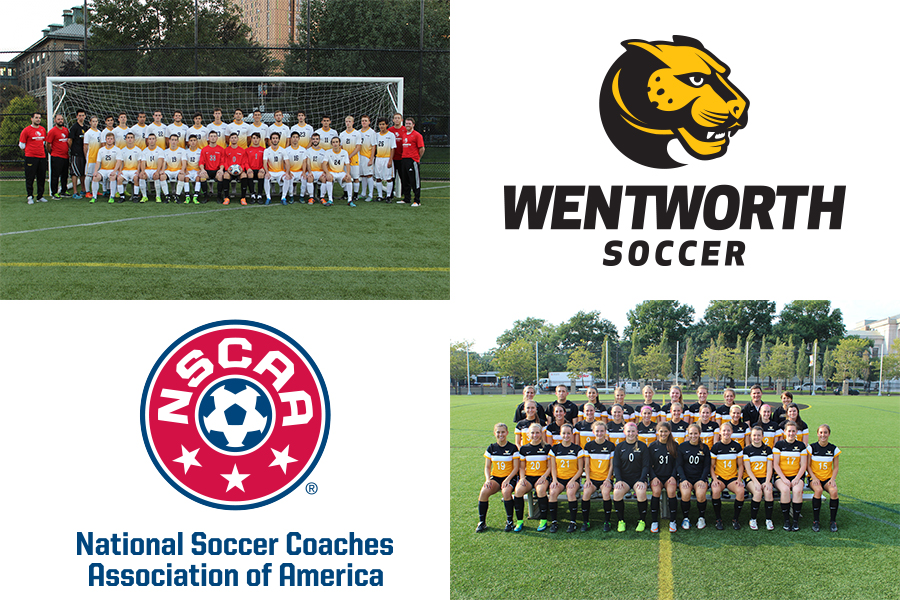 Leopard Soccer Teams Honored by the NSCAA