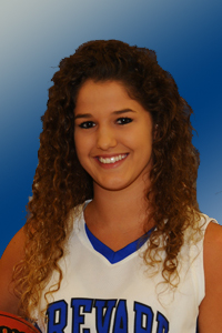 Chezney McJunkin scored her first collegiate points in the win over Lees-McRae