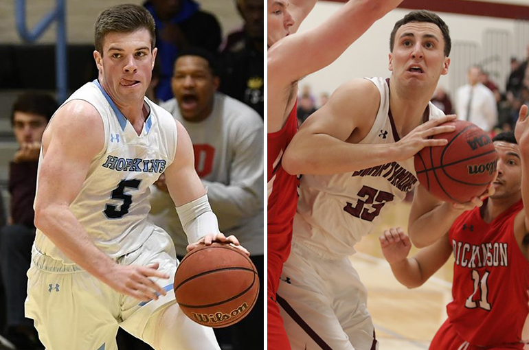 Delaney & O'Dell Named NABC All-America