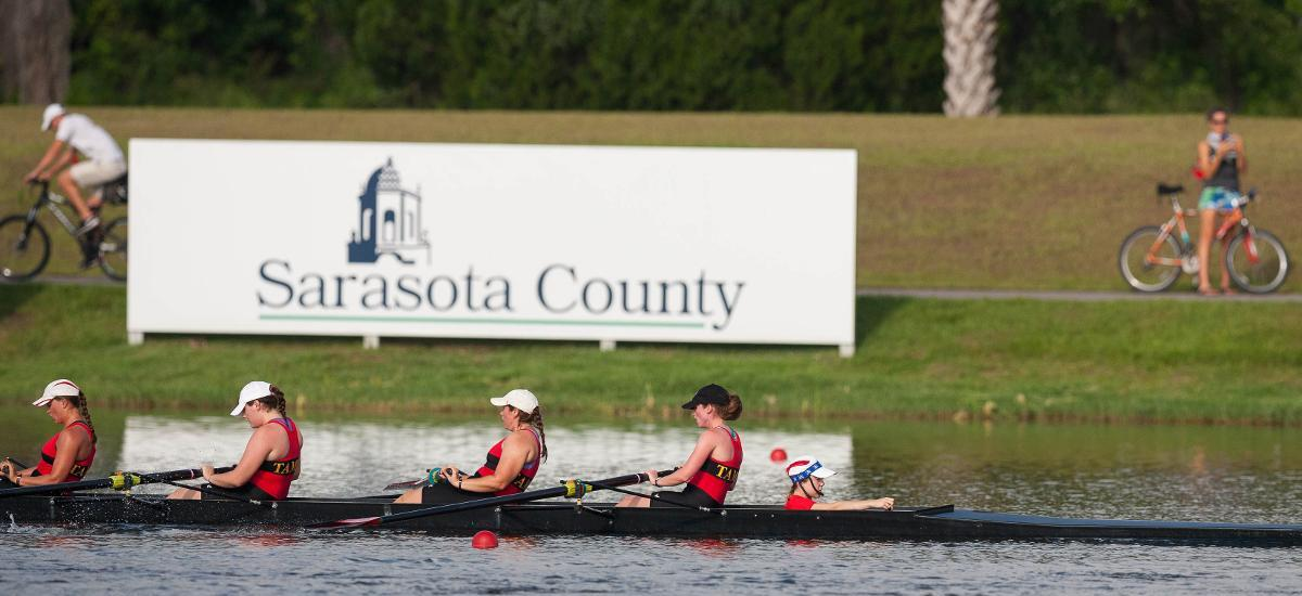 Tampa Rowing Competes In SSC Championship
