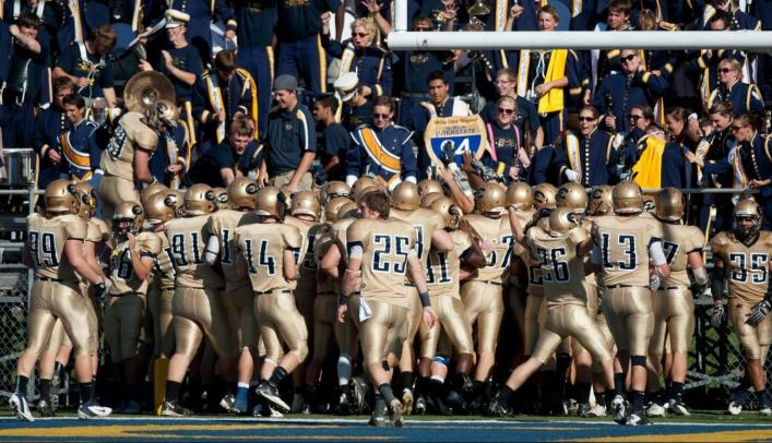 UW-Eau Claire Blugolds Announce 2013 Football Schedule