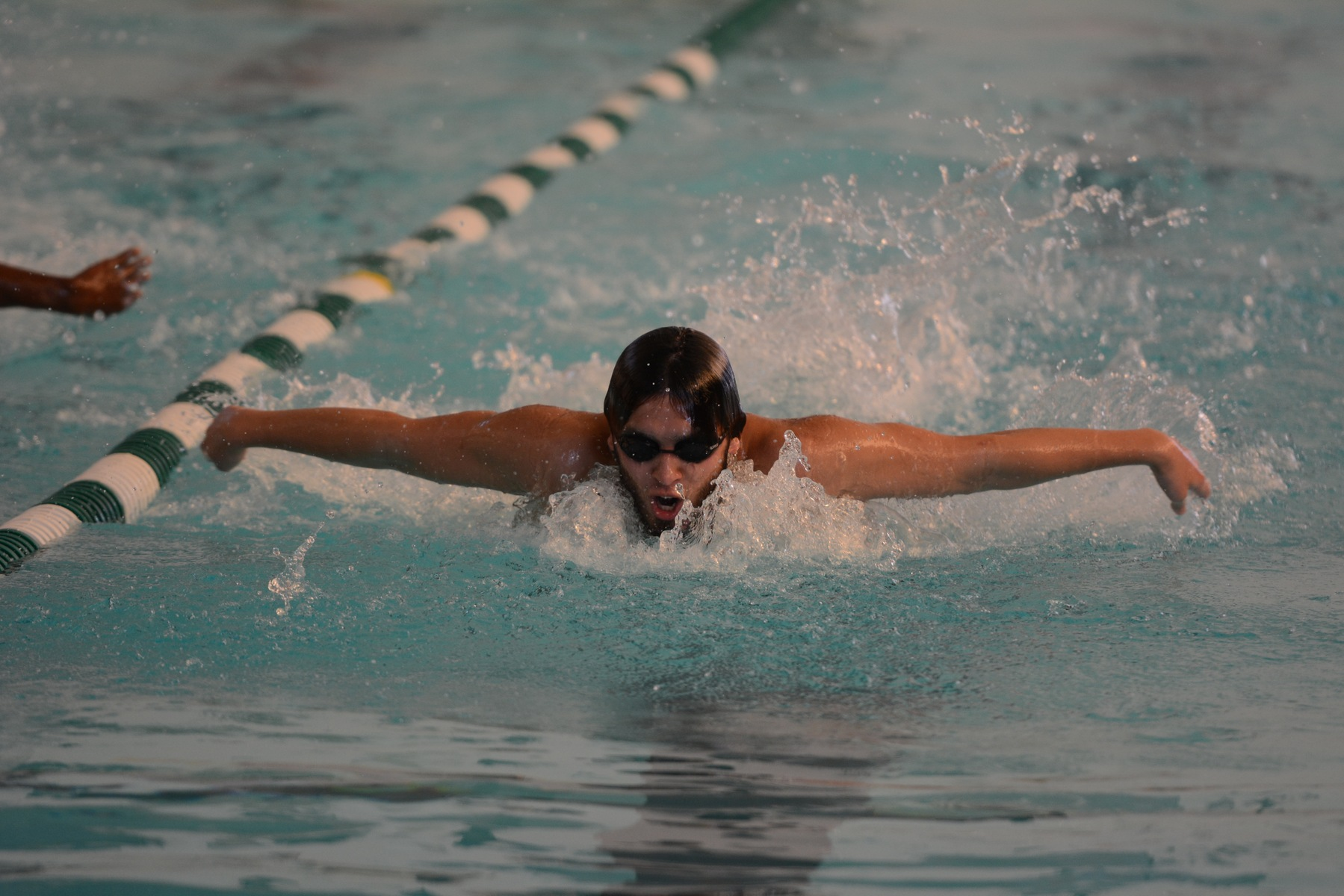 Men's Swimming Travels to Mount Union