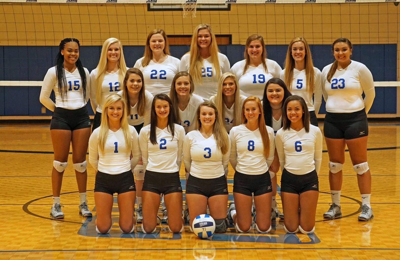 Volleyball Struggles against Catawba Valley
