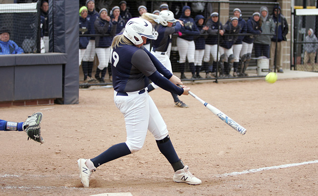 Softball Finishes Season with NCAA Regional Split