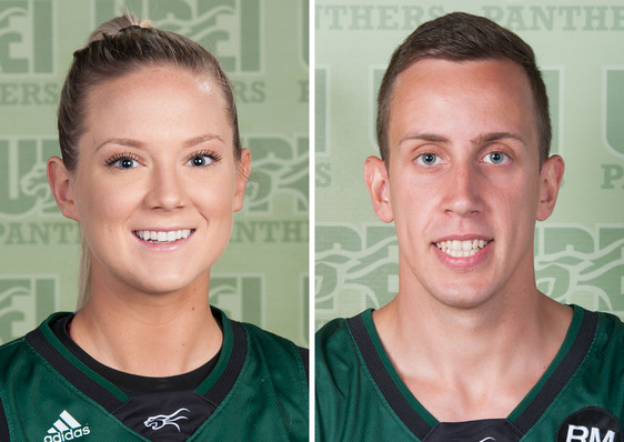 UPEI announces the Panther Subway Athletes of the Week, February 11 to 17