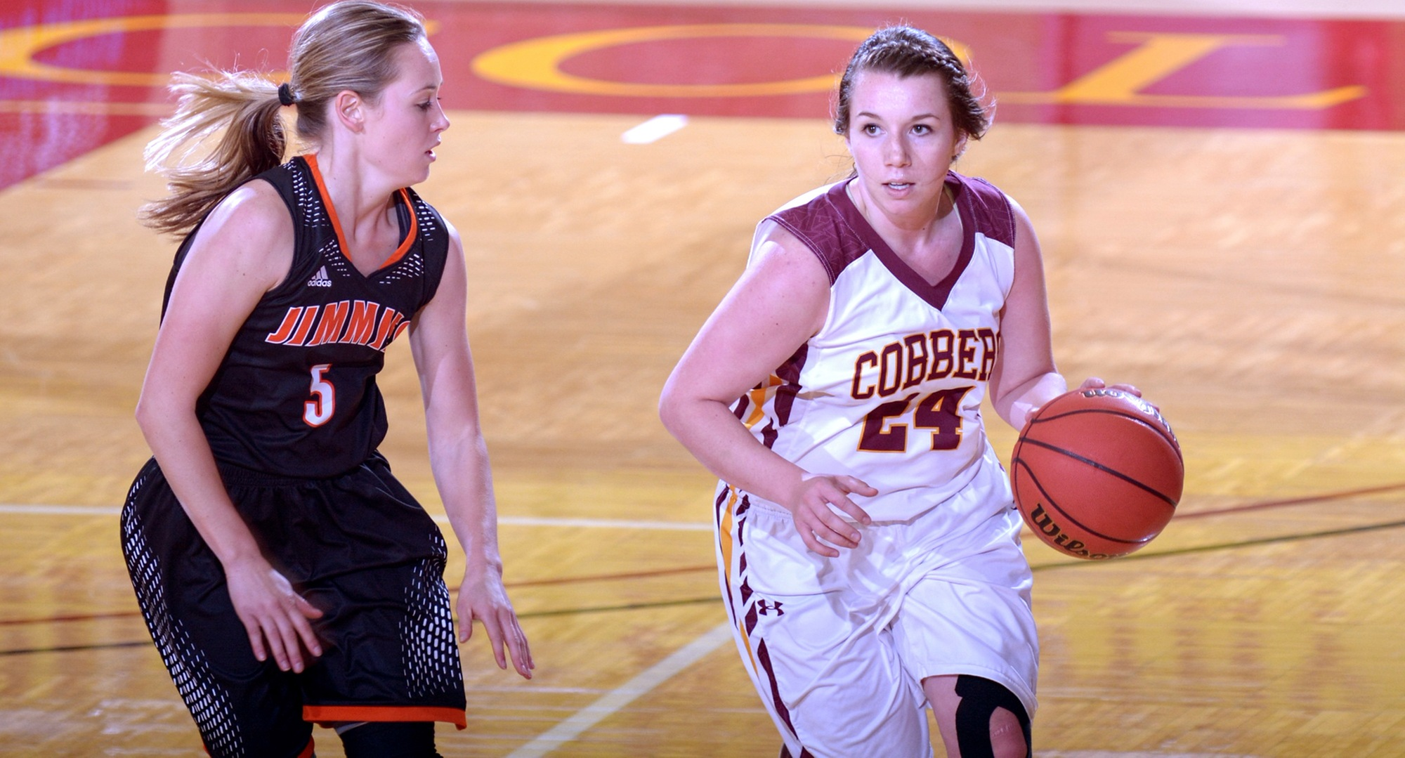 Junior Cassidy Rahman had a career-high 14 points and went 4-for-7 from 3-point range to help the Cobbers beat Hamline 73-65.