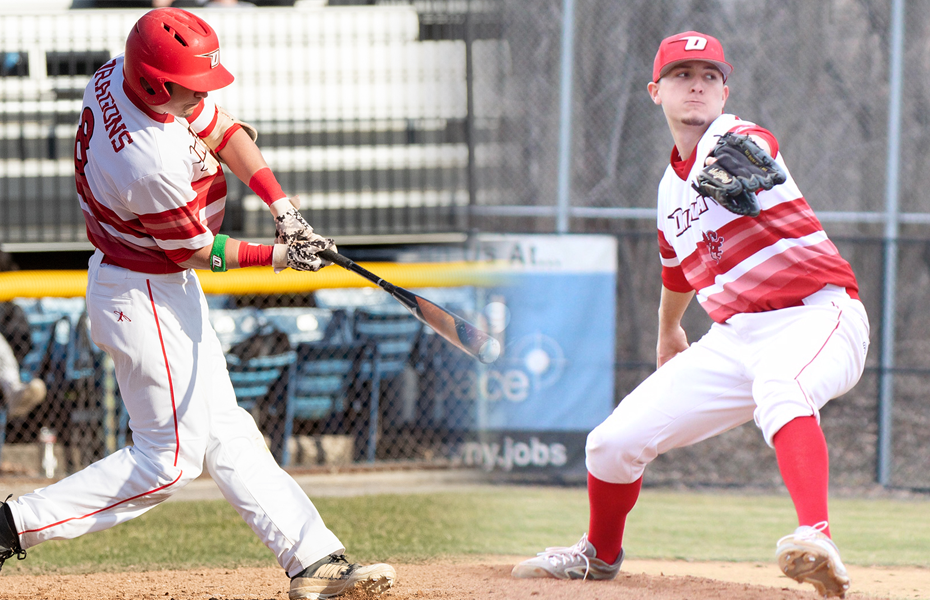 Oneonta sweeps baseball weekly honors