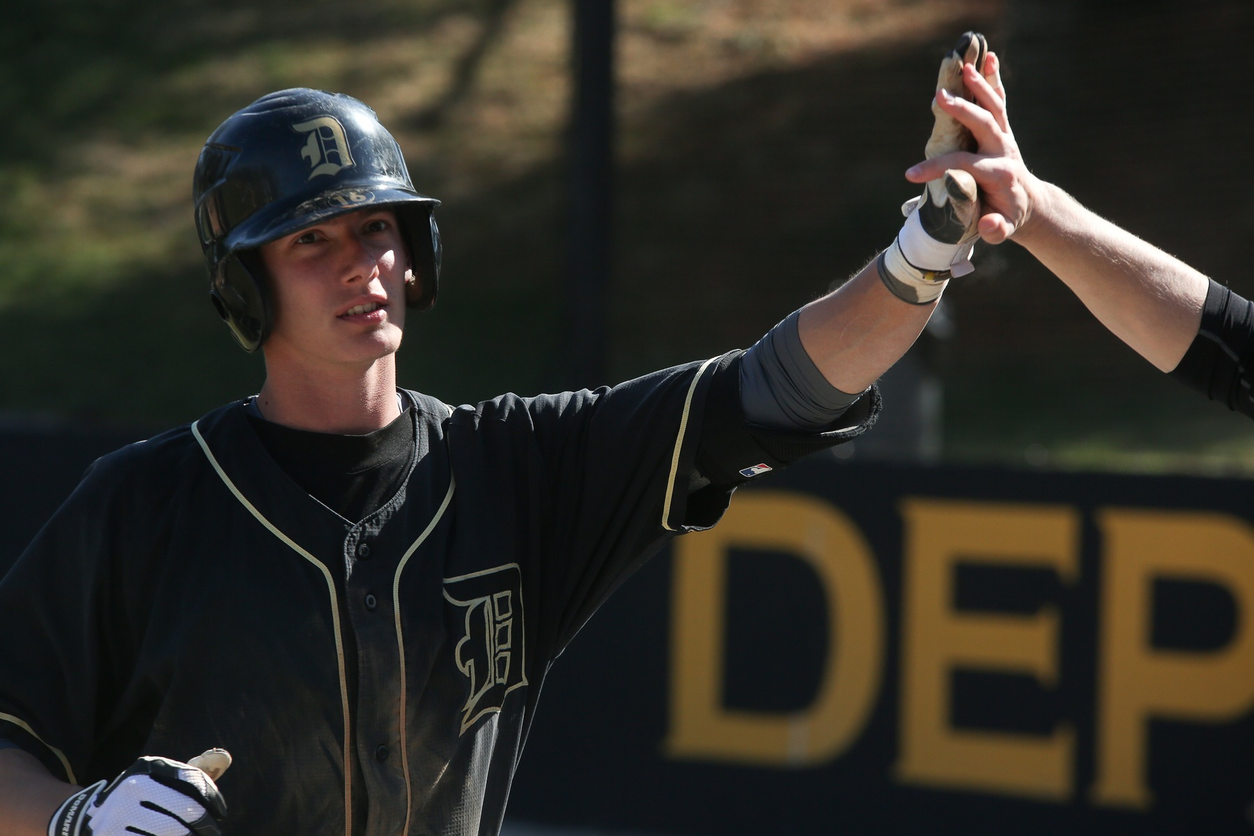 DePauw Takes Two in Doubleheader